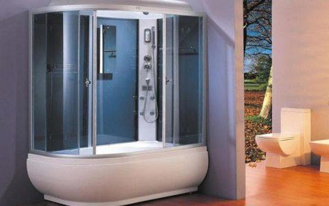 选购整体淋浴房?先了解下整体淋浴房的尺寸吧